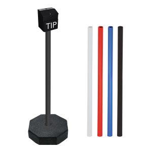 Acrylic Portable Tip Box